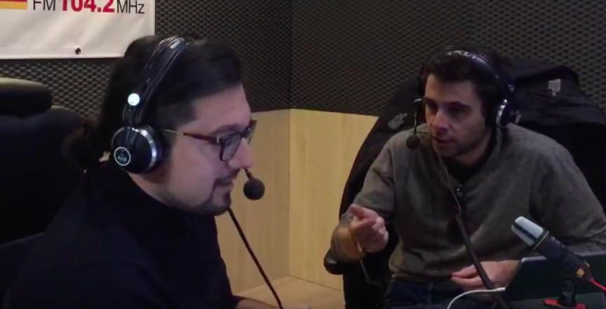 In trasmissione con Roberto Infascelli