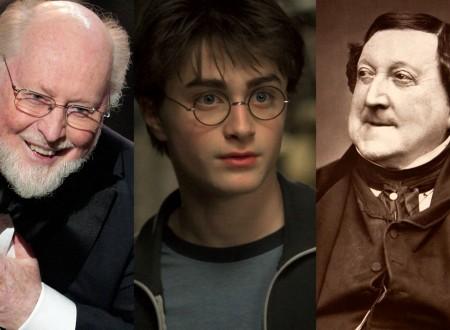 Il tributo di Harry Potter (e John Williams) a Rossini